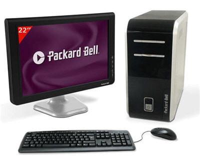 ordinateur de bureau imedia d2011