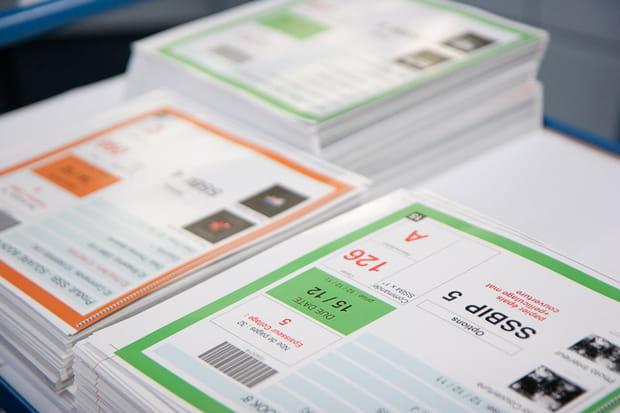Chaque produit possède sa fiche d'identité