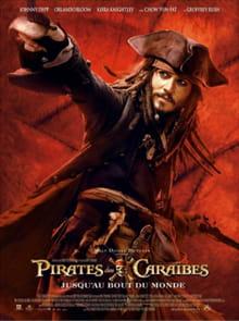 affiche pirates des caraibes