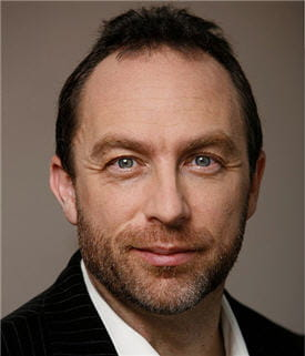 jimmy wales wikipedia