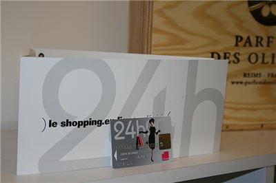 la carte 24h00, en partenariat avec cofinoga