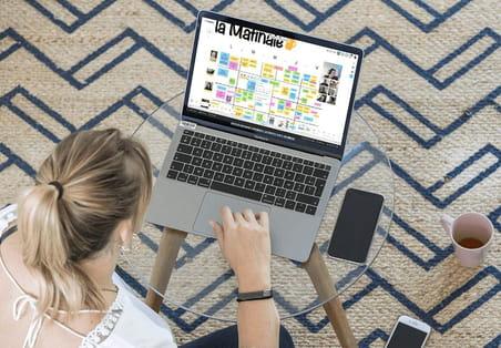 Klaxoon lance Board, son app alliant visioconférence et management visuel