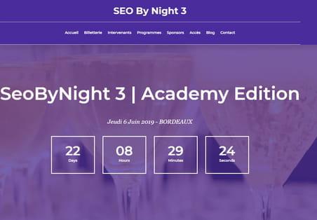 SEO By night: une nouvelle édition se tiendra à Bordeaux le 6juin