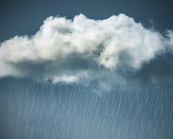 le drone faiseur de pluie.