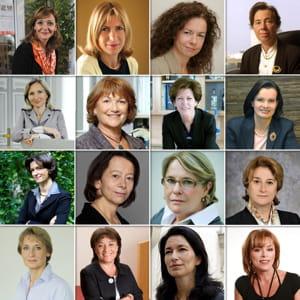 certaines femmes ont déjà réussi à s'imposer sans attendre de lois sur la parit.