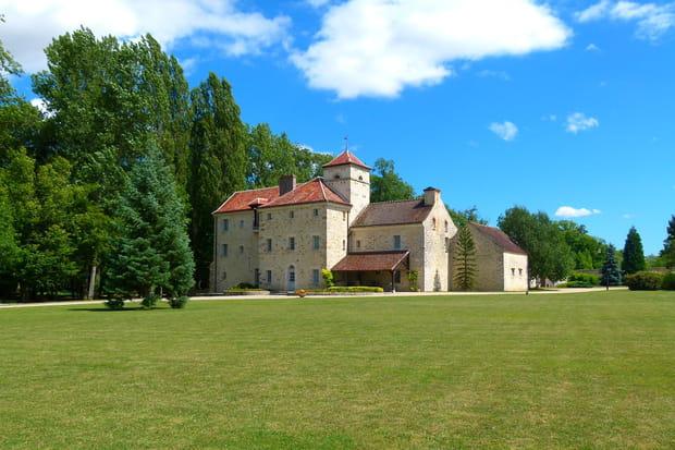 Un moulin aux portes de Fontainebleau...