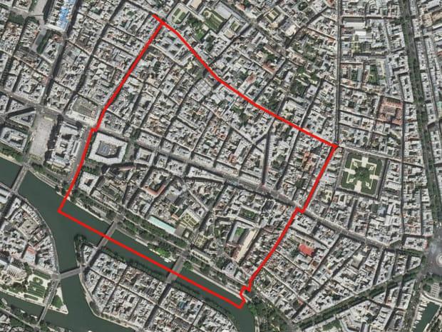 Cartes: les meilleurs quartiers où vivre à Paris