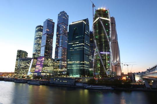 Les plus grandes entreprises de Russie