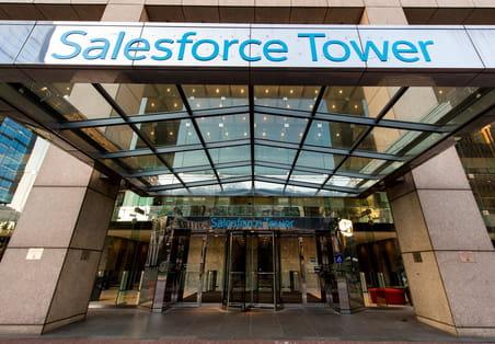 Salesforce fête 20ans de succès