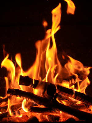 le tissu ubiquishield permet de limiter la propagation d'incendies dans les
