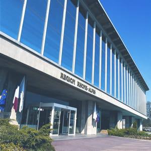 le conseil régional de rhône-alpes.