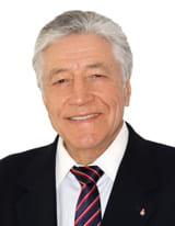 claude pianetti, élu en 1995 à la mairie de vidauban.