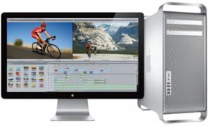 le mac pro est la dernière génération des stations de travail conçue par apple