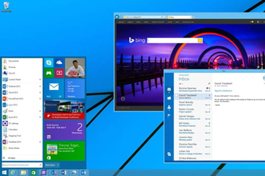 Windows 9 : cap sur le machine learning