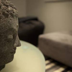 détente et bien-être, dans la zen room d'eventbrite.