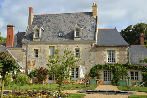 Un prieuré du 15e siècle...