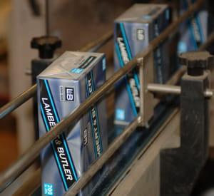 imperial tobacco est l'un des géants de l'industrie du tabac.