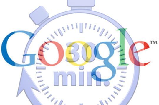 Chez Google, les entretiens d'embauche n'excèdent pas 30 minutes