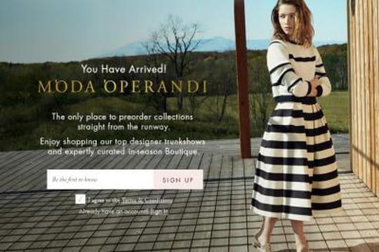"""Comment Moda Operandi a """"cracké"""" lemodèle del'e-commerce de luxe"""