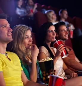 cinéma popcorn