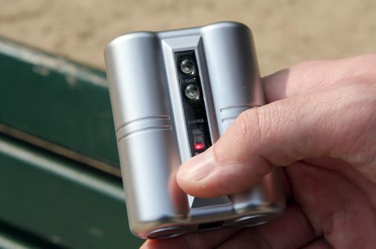 La batterie en question