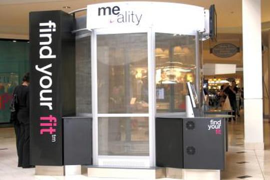 Centres commerciaux: un scanner corporel pour relancer les ventes