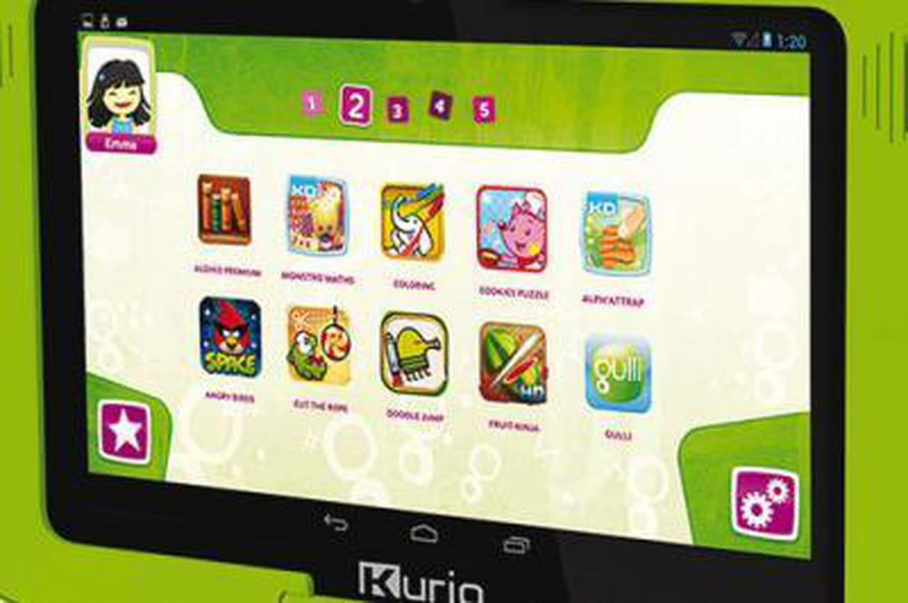 GOOGLE PLAY KURIO TABLETTE TÉLÉCHARGER SUR