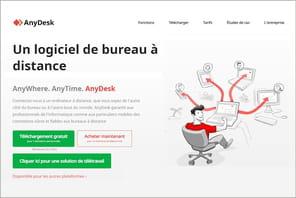 AnyDesk: arme anti-coronavirus pour accéder à son PC à distance