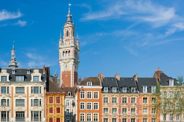 Lille : augmentation de 10,5% de la taxe foncière