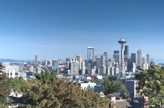 Gratte-ciel Seattle