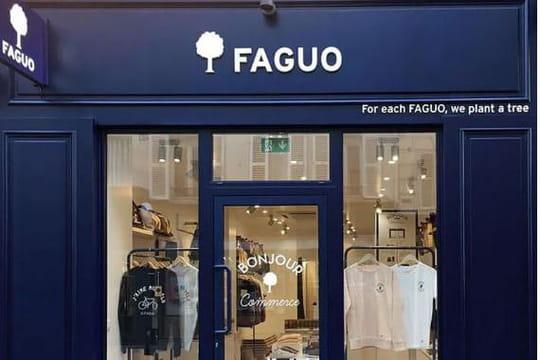 Du digital aux grands magasins, comment Faguo voit double