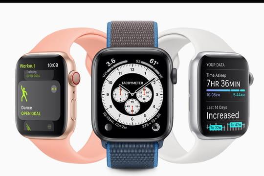 Apple Watch: modèles, prix, accessoires…