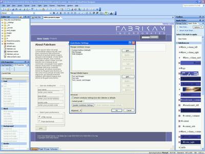 le module office sharepoint designer permet de créer des workflows de