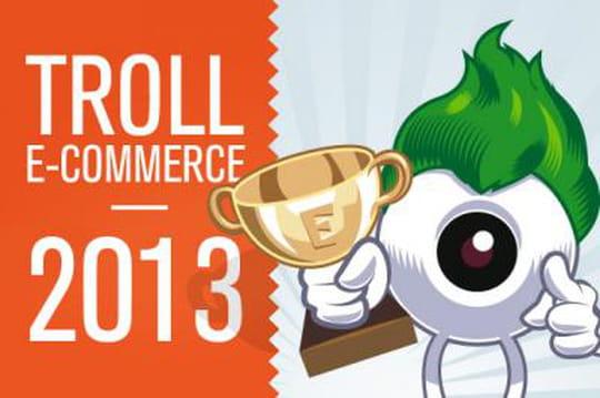 """Stéphane Soumier (BFM) gagne le prix du """"troll e-commerce 2013"""""""