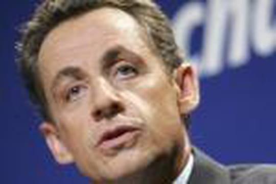Les annonces du plan de relance de Nicolas Sarkozy
