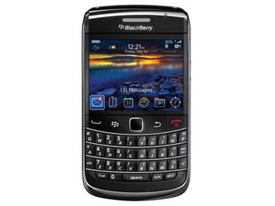 le blackberry bold 9700