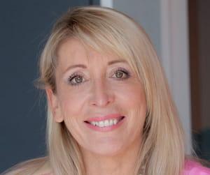 véronique garnodier, fondatrice et présidente de charlott' lingerie.