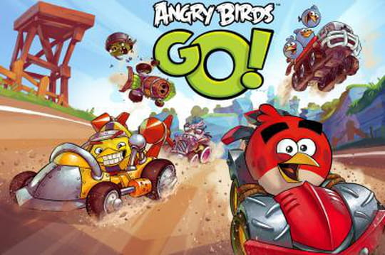 Le phénomène Angry Birds continue de s'essouffler