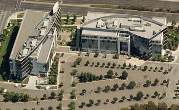 le siège de citrix à santa clara, dans la silicon valley, en californie.