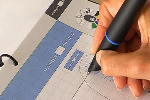 Le papier interactif