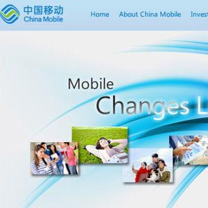 china mobile compte près de 801 millions d'abonnés à ses services.