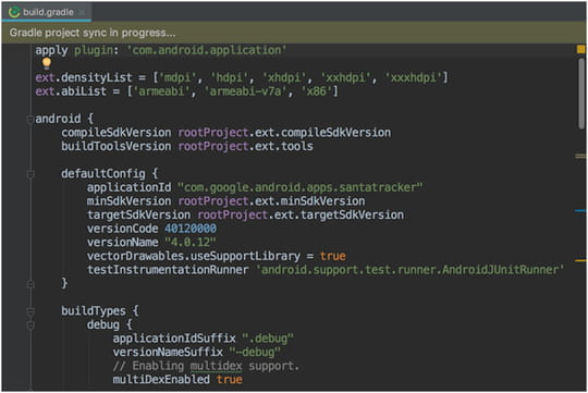 Comment corriger l'erreur Could not find com.android.tools.build:gradle:3