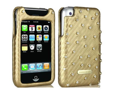 un iphone en or massif