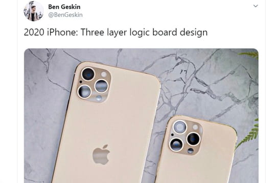 11647973 - iPhone 12: price, features, release date ... - JDN