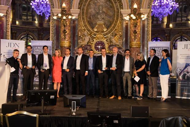 Les gagnants de La Nuit du Directeur Digital 2019 sont...