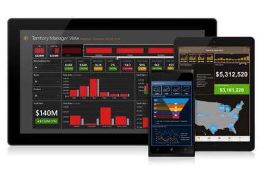 Microsoft rachète Datazen, un spécialiste de la data visualisation