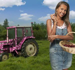 le thème du célibat des agriculteurs séduit de nombreux téléspectateurs.