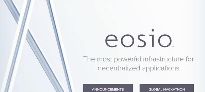 EOS, la blockchain qui veut remplacer Ethereum