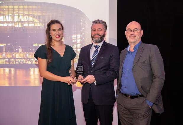 Prix Spécial du Jury: Gwendoline Simon (Almaviva Santé)