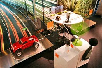 l'espace dédié aux technologies mtom aux jardins de l'innovation